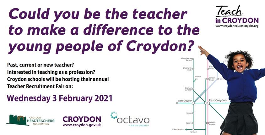 Teacher Recruitment Fair 2021